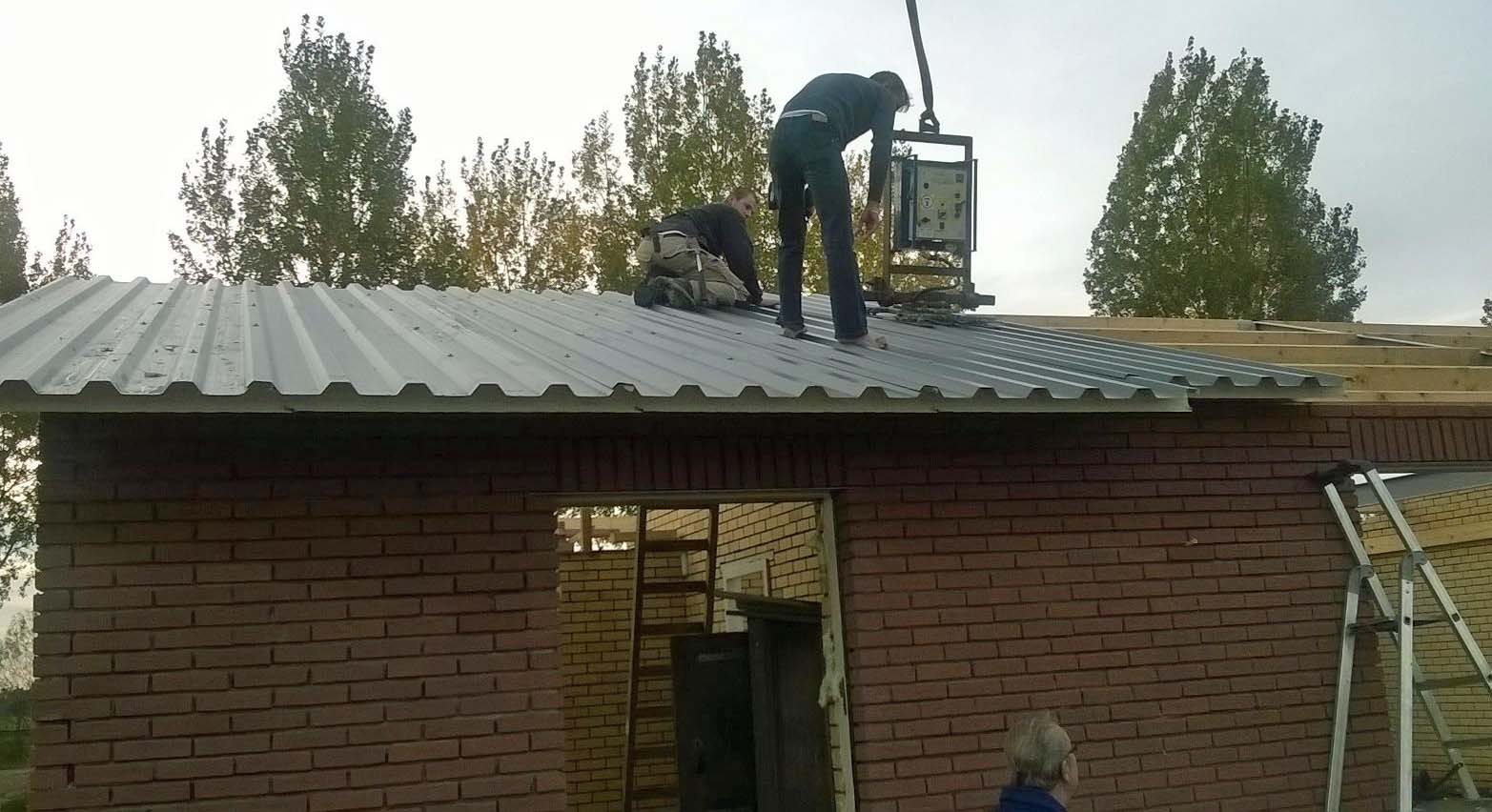 De dakdekkers 1